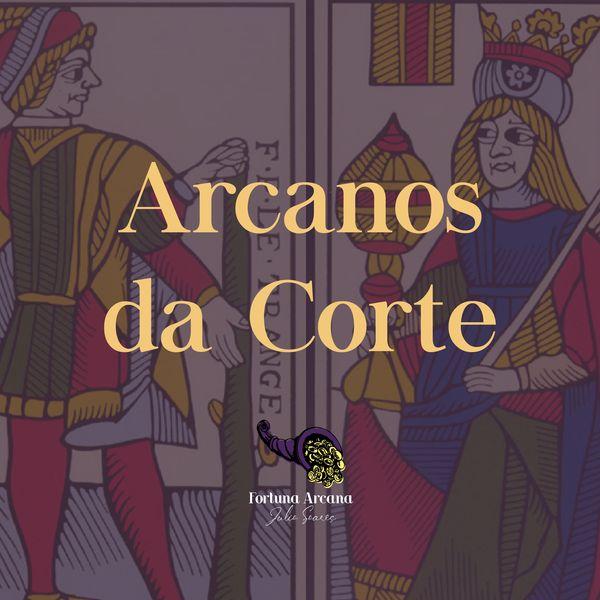 Imagem principal do produto TAROT: INTRODUÇÃO AOS ARCANOS DA CORTE