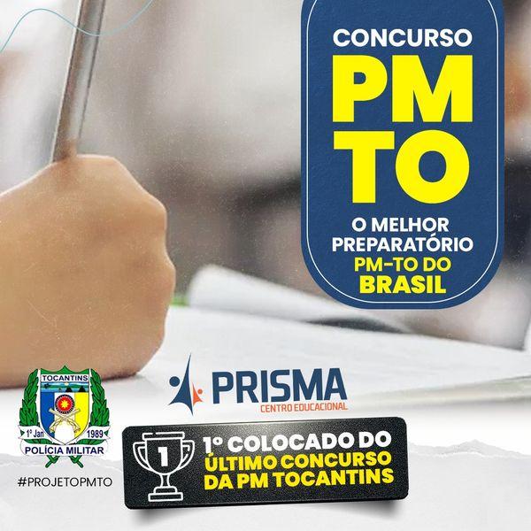 Imagem principal do produto CURSO PM TO -  Curso para Soldado da Polícia Militar do Tocantins.