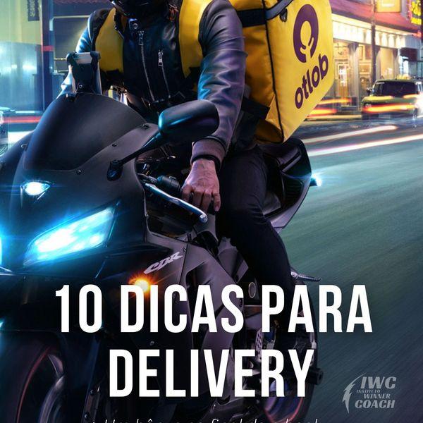 Imagem principal do produto 10 Dicas para seu Delivery ter Sucesso