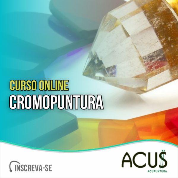 Imagem principal do produto Curso Cromopuntura