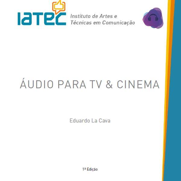 Imagem principal do produto E-Book Áudio para Tv e Cinema