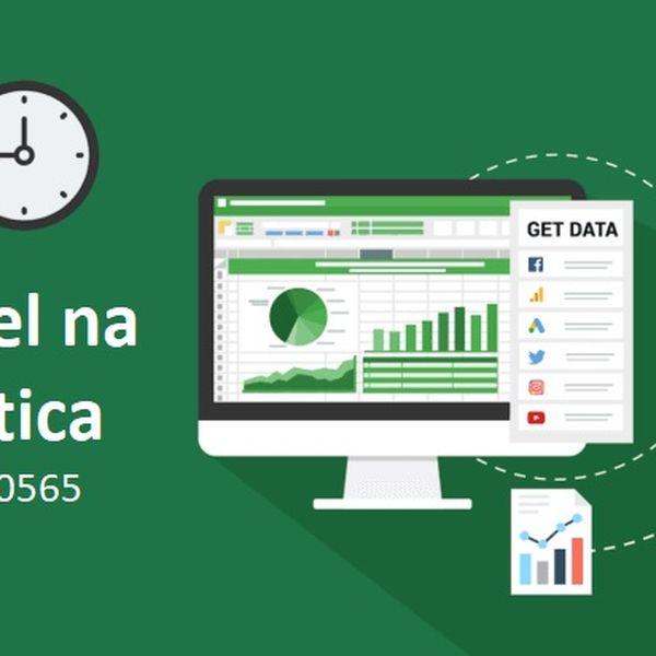 Imagem principal do produto Excel na Prática