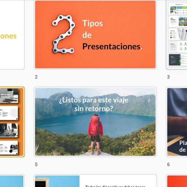 Imagem principal do produto Como lucirte diseñando presentaciones atractivas con clientes, jefes o inversionistas