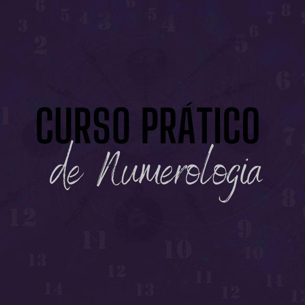 Imagem principal do produto Curso Prático de Numerologia