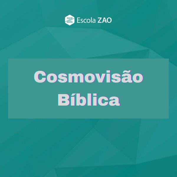 Imagem principal do produto Cosmovisão Bíblica