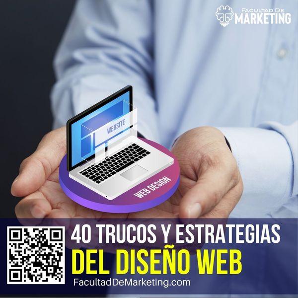 Imagem principal do produto 40 Trucos y Estrategias Para Vender Diseño Web