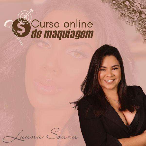 Imagem principal do produto Curso online Maquiadores Prósperos
