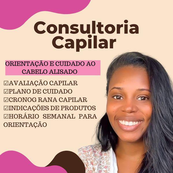 Imagem principal do produto Consultoria Capilar