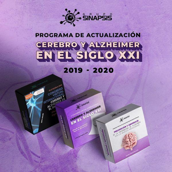 Imagem principal do produto Videoteca Digital Cerebro y Alzheimer en el siglo XXI