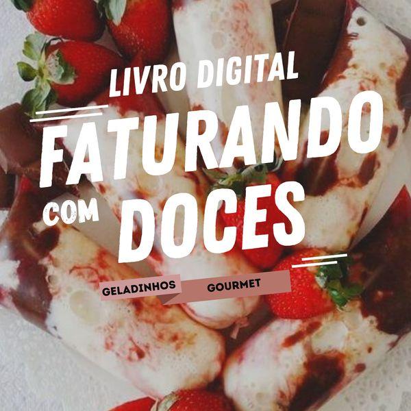 Imagem principal do produto E-book Geladinhos Gourmet