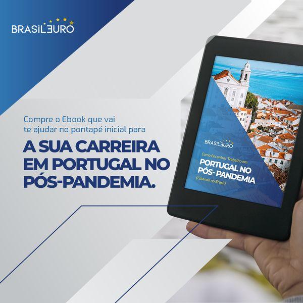Imagem principal do produto [EBOOK] Como encontrar trabalho em Portugal no pós-pandemia?