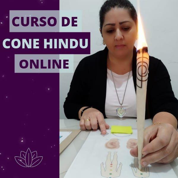 Imagem principal do produto Curso de Cone Hindu Online
