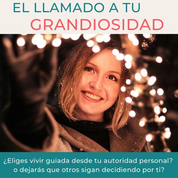 Imagem principal do produto El Llamado a tu GranDiosidad