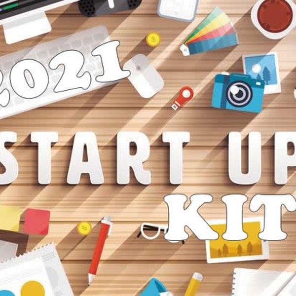 Imagem principal do produto Business Startup Kit