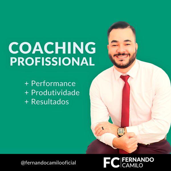 Imagem principal do produto Coaching Profissional
