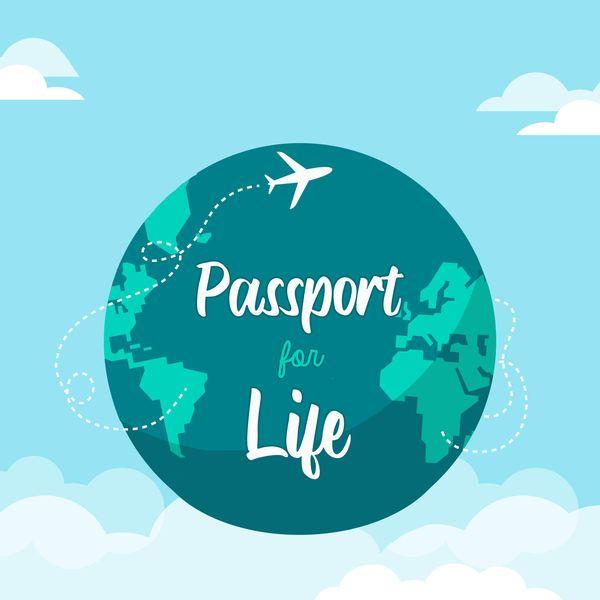 Imagem principal do produto Curso de Inglês Passport for Life