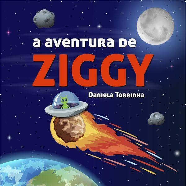 Imagem principal do produto A aventura de Ziggy