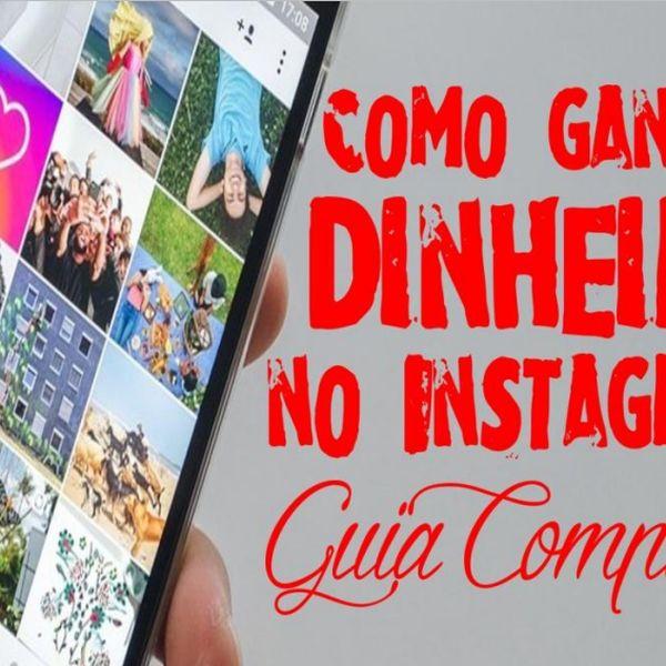 Imagem principal do produto Como ganhar dinheiro no Instagram em 60 minutos
