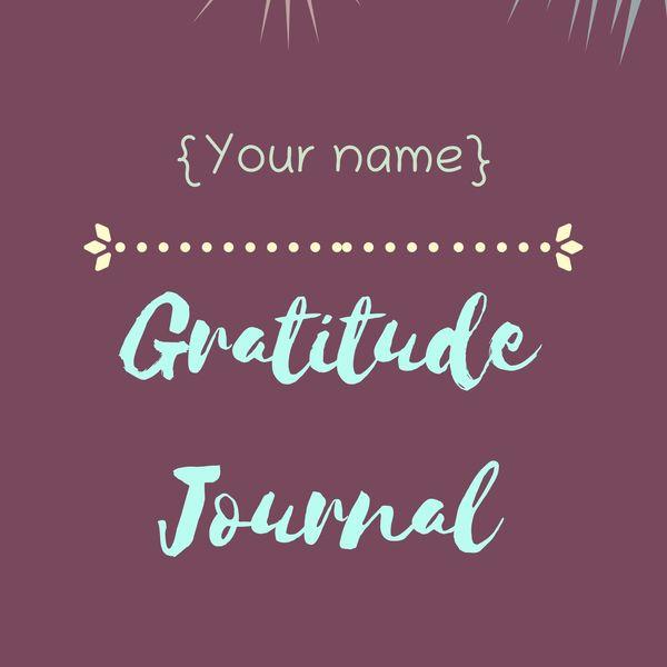 Imagem principal do produto 21 days of Gratitude my Journal - Diário da Gratidão