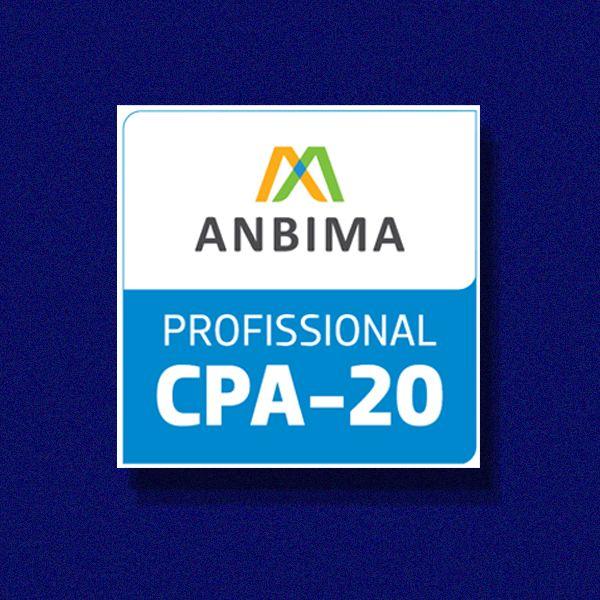 Imagem principal do produto CURSO PREPARATÓRIO CPA-20 (100% Atualizado)