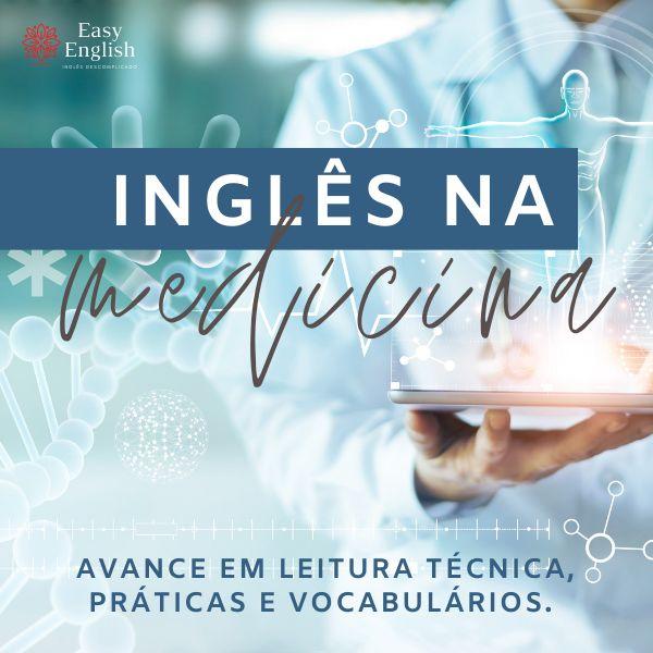 Imagem principal do produto Inglês para Medicina
