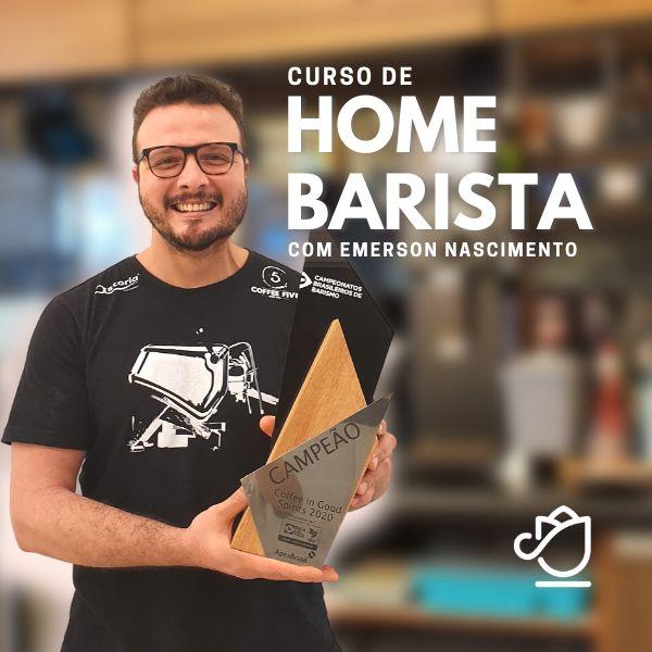 Imagem principal do produto Curso de Home Barista