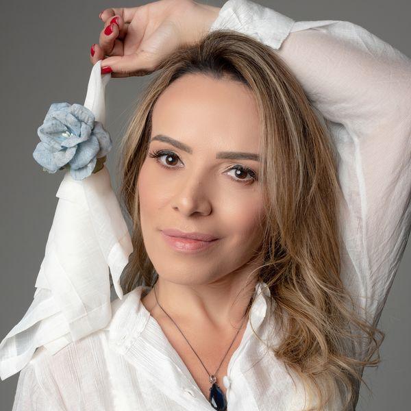 Imagem principal do produto Andreia Resende Florearia - Curso de porta-guardanapo