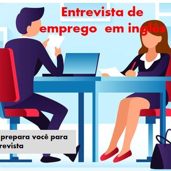 Imagem principal do produto Entrevista em inglês: Como se preparar