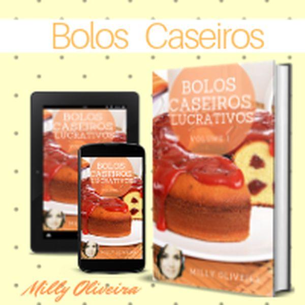 Imagem principal do produto Bolo Caseiros Lucrativos