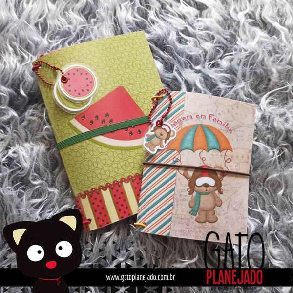 Imagem principal do produto Curso Traveler's Notebook