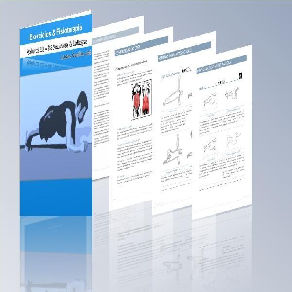 Imagem principal do produto 95 Exercícios de Pranchas e Esfinges