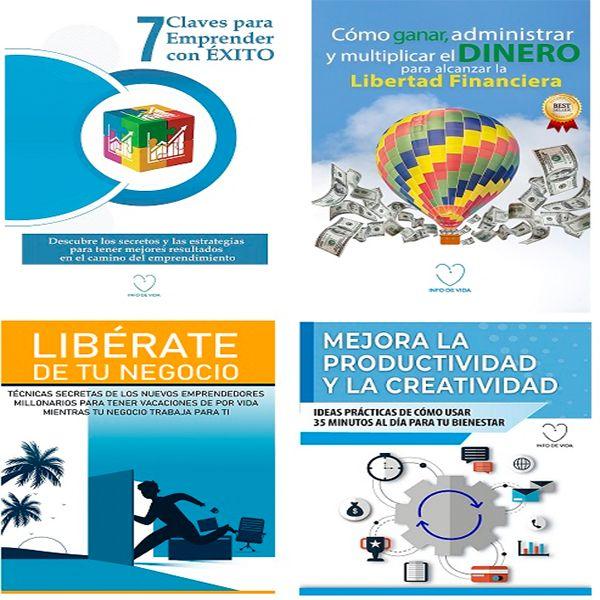 Imagem principal do produto Emprendimiento Y Libertad