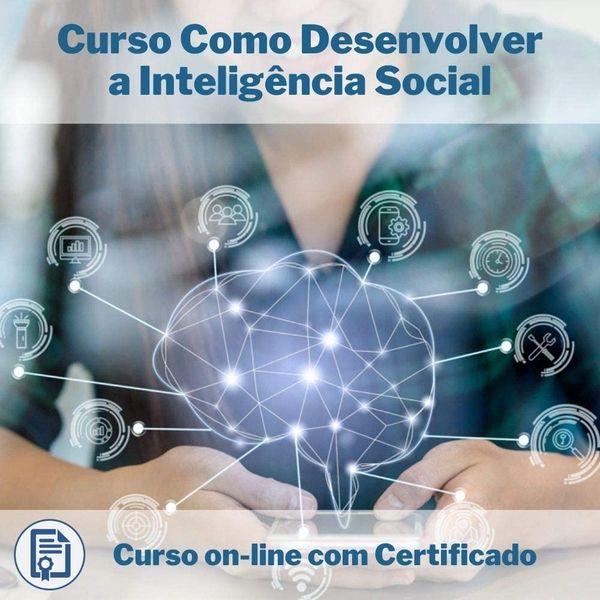 Imagem principal do produto Curso Inteligência Social