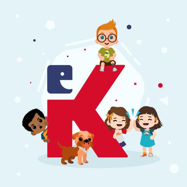 Imagem principal do produto Inglês Kids