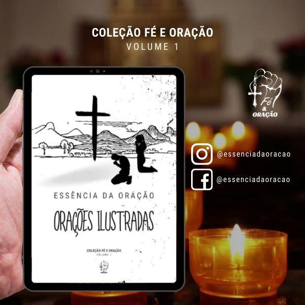 Imagem principal do produto ORAÇÕES ILUSTRADAS