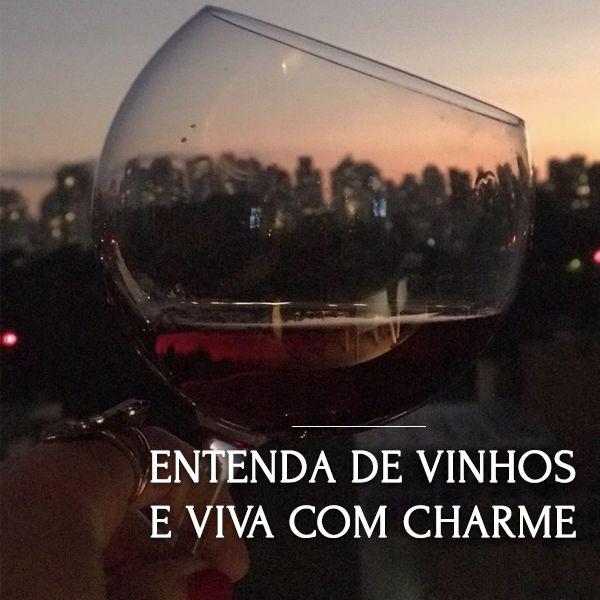 Imagem principal do produto Entenda de Vinhos e Viva com Charme