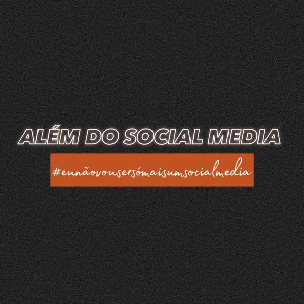 Imagem principal do produto Além do Social Media