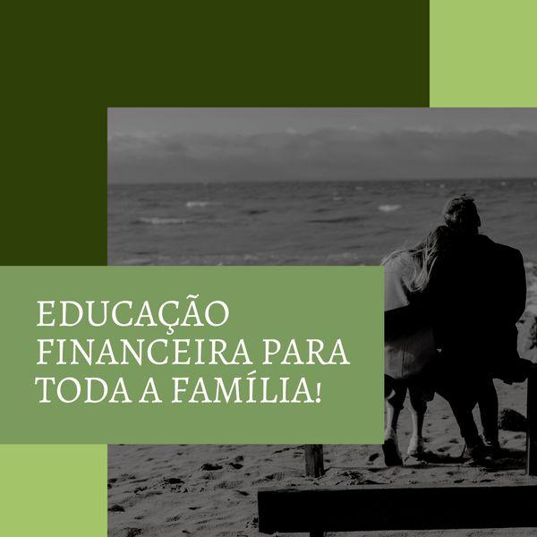 Imagem principal do produto Educação Financeira Individual e Familiar