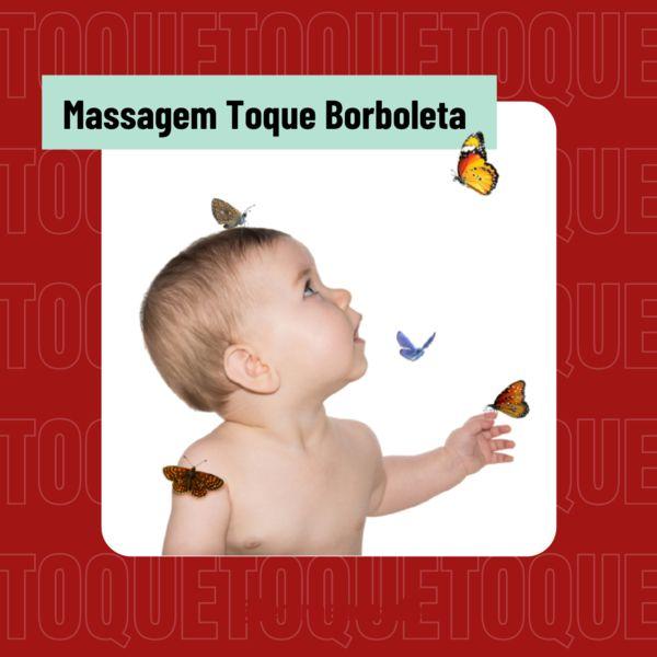 Imagem principal do produto Massagem Toque Borboleta