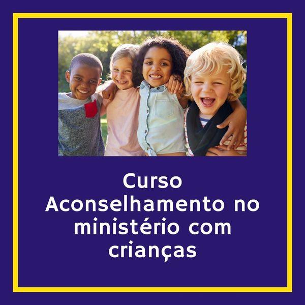 Imagem principal do produto Aprenda como aconselhar crianças no ministério infantil