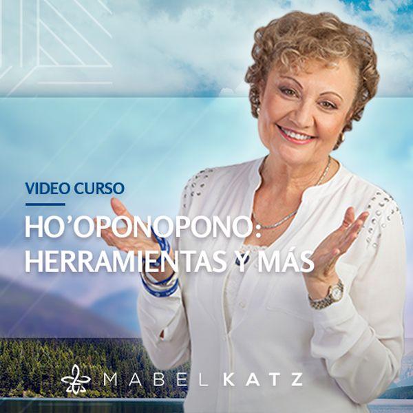 Imagem principal do produto CURSO DE HO'OPONOPONO: HERRAMIENTAS Y MÁS