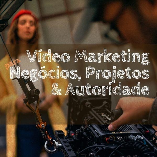 Imagem principal do produto Vídeo Marketing no YouTube para Negócios, Projetos e Construção de Autoridade
