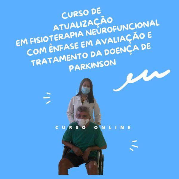 Imagem principal do produto Curso de atualização de Fisioterapia Neurofuncional com ênfase em Doença de Parkinson