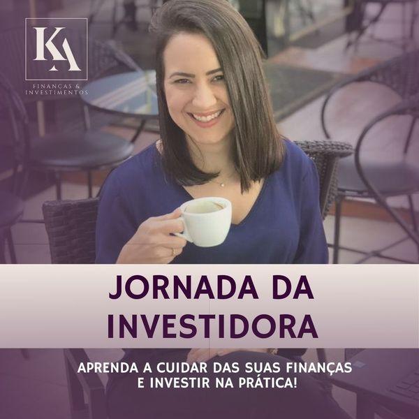 Imagem principal do produto Jornada da Investidora