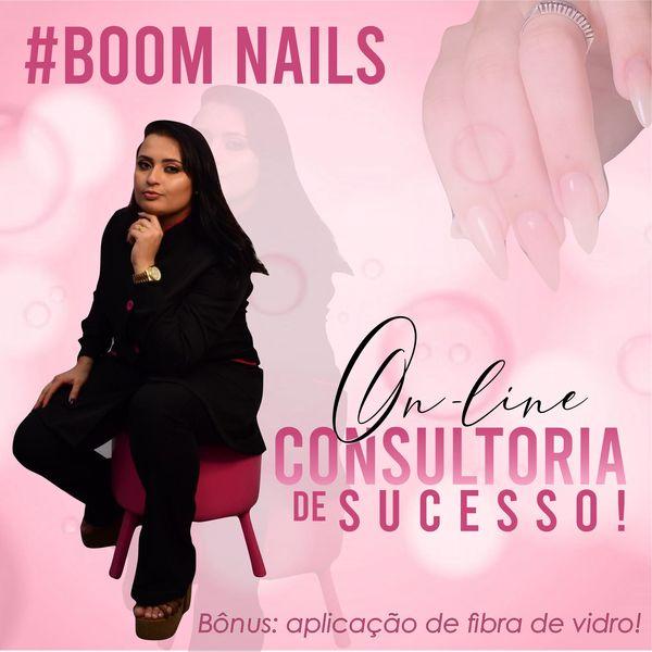 Imagem principal do produto Consultoria de sucesso #BOOMNAILS
