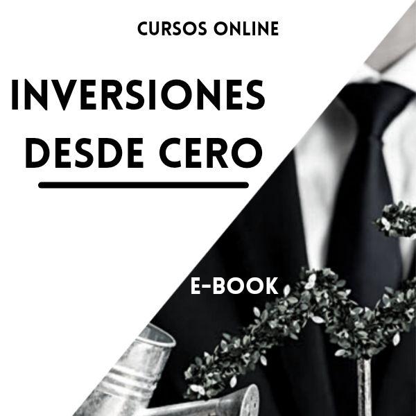 Imagem principal do produto Inversiones Desde Cero