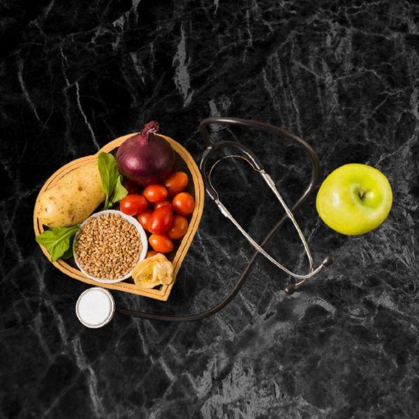 Imagem principal do produto Dez dicas para uma alimentação saldável.