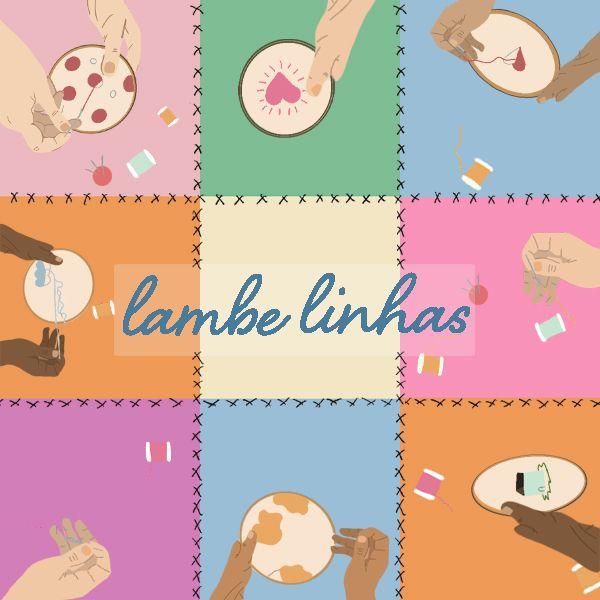 Imagem principal do produto Comunidade Lambe Linhas