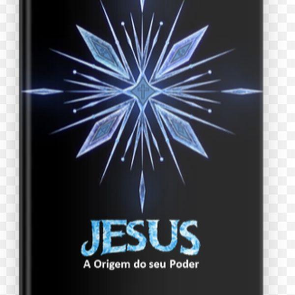 Imagem principal do produto JESUS, A ORIGEM DO SEU PODER