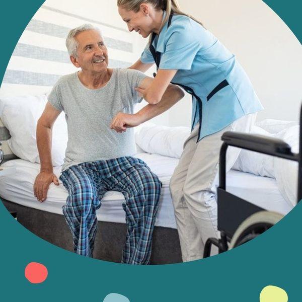 Imagem principal do produto Curso de cuidador de idosos